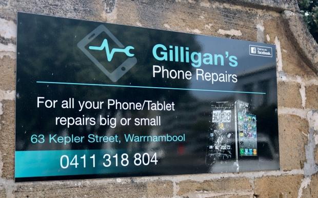 Gilligan's phone repairs