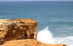 Australia's rugged coastline