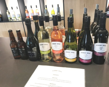 Cobbs Hill Estate wines