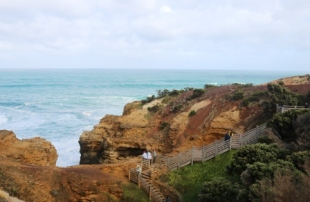 Steps to the Grotto Port Campbell National Park