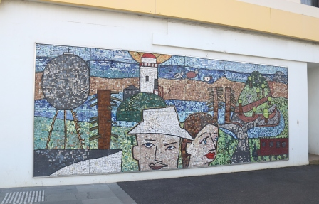 Warrnambool mosaic