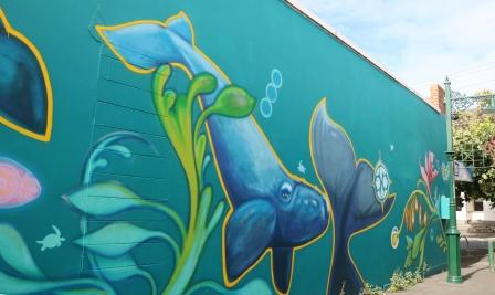 wall mural Warrnambool