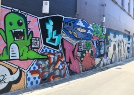 Geelong street art