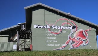 Apollo Bay seafood
