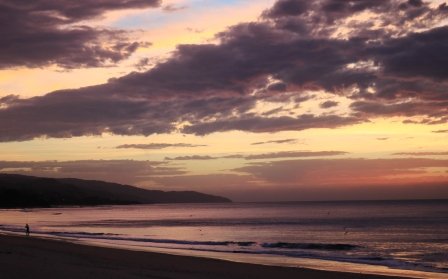sunrise Apollo Bay