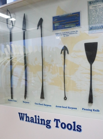 whaling tools