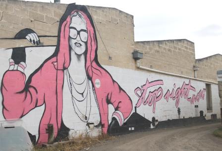 Penola street art