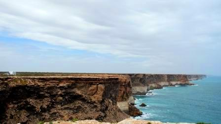 Bunda Cliffs Nullarbor SA
