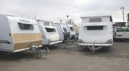 SA Caravans