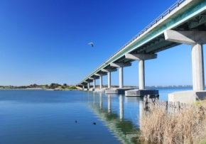 Hindmarsh Island bridge Goolwa