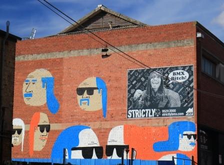 Tom Gerrard street art