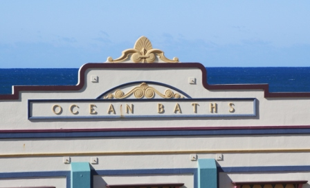Ocean Baths Newcastle
