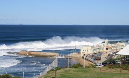 Newcastle surf