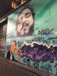Post Malone in Hosier Lane