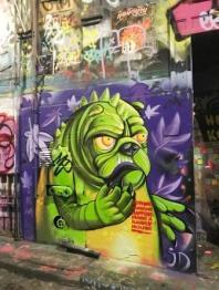 HHosier Lane Melbourne