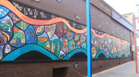 Horsham street art