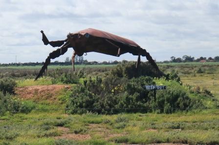 cockroach sculpture
