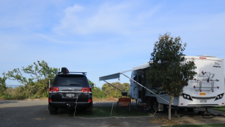 Marion Bay Caravan Park