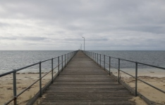 Marion Bay jetty