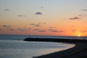 Stansbury sunrise