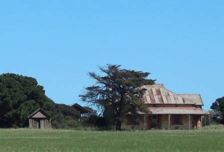 Yorke Peninsual ruin