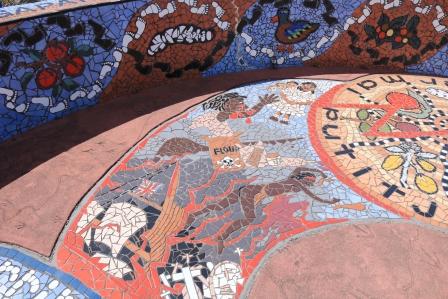 kondoli mosaic