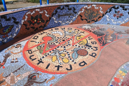 aboriginal mosaic