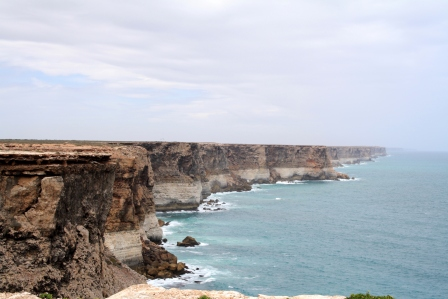 Bunda Cliffs Great Australain Bight
