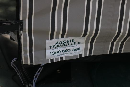 Aussie Traveller annexe