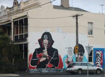 Lushsux street art