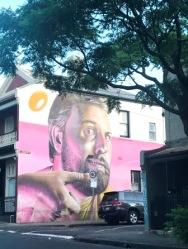 Smug one street art