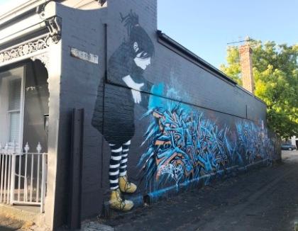 Fitzroy street art