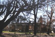 Woodside bushfire