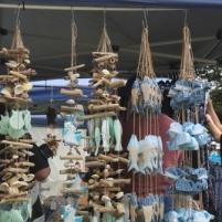 Beach decor Goolwa market
