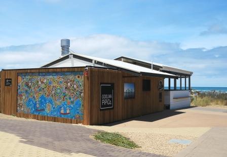 Kuti Shack Goolwa Beach
