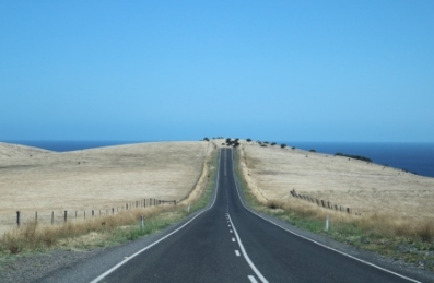 Road to Rapid Bay