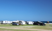 Rapid Bay campground