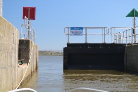 Goolwa barrage