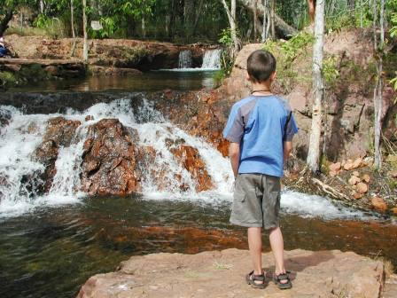 Northern Territory with kids