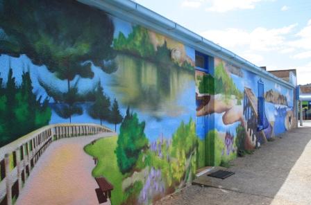 Normanville art