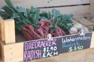 Barossa farmers market