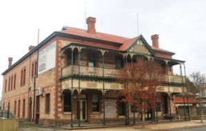 Central Hotel Riverton
