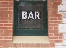 Bar window
