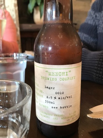 Meechi Brewing Company