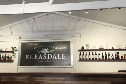 Bleasdale winery
