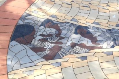 Jekejere park mosaic