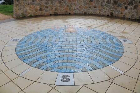 Clayton Bay mosaic