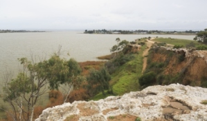 Clayton Bay lookout