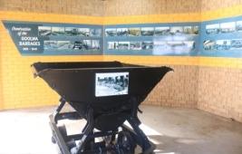 Goolwa Barrage history