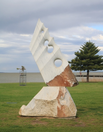 Milang sculpture